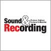 Sound & Recording Logo