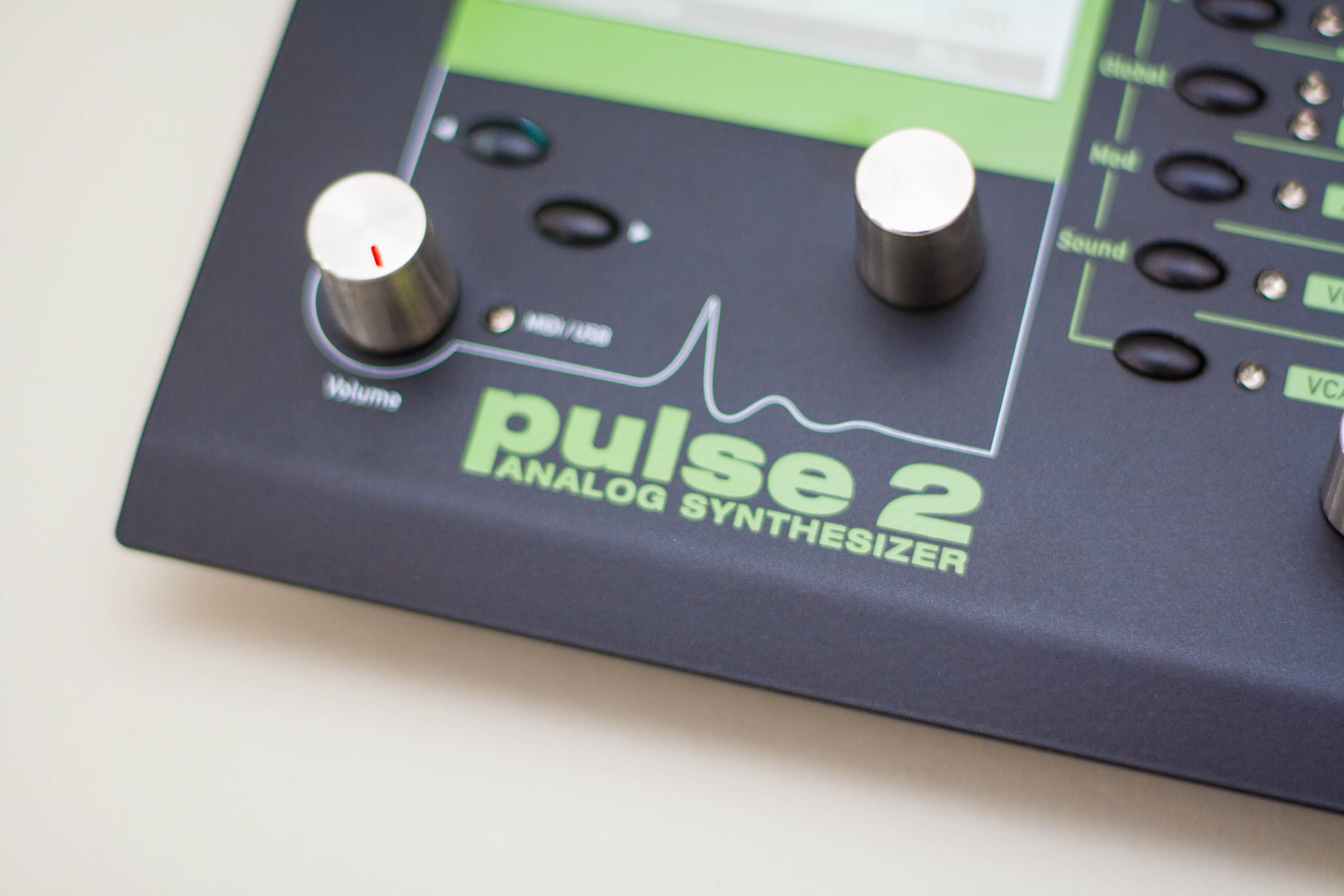 Waldorf Pulse2 - soundset by Inspire Audio