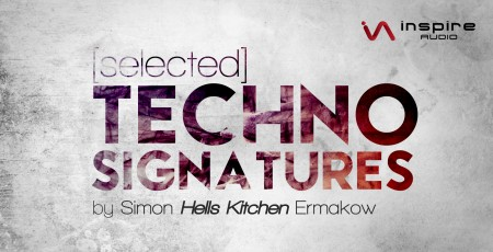 Inspire Audio – Selected Techno Signatures