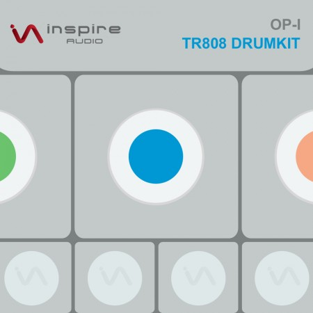 [IA] Inspire Audio - Teenage Engineering OP-1 TR808 Drumkit