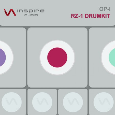 [IA] Inspire Audio OP-1 RZ-1 Drumkit (free download)