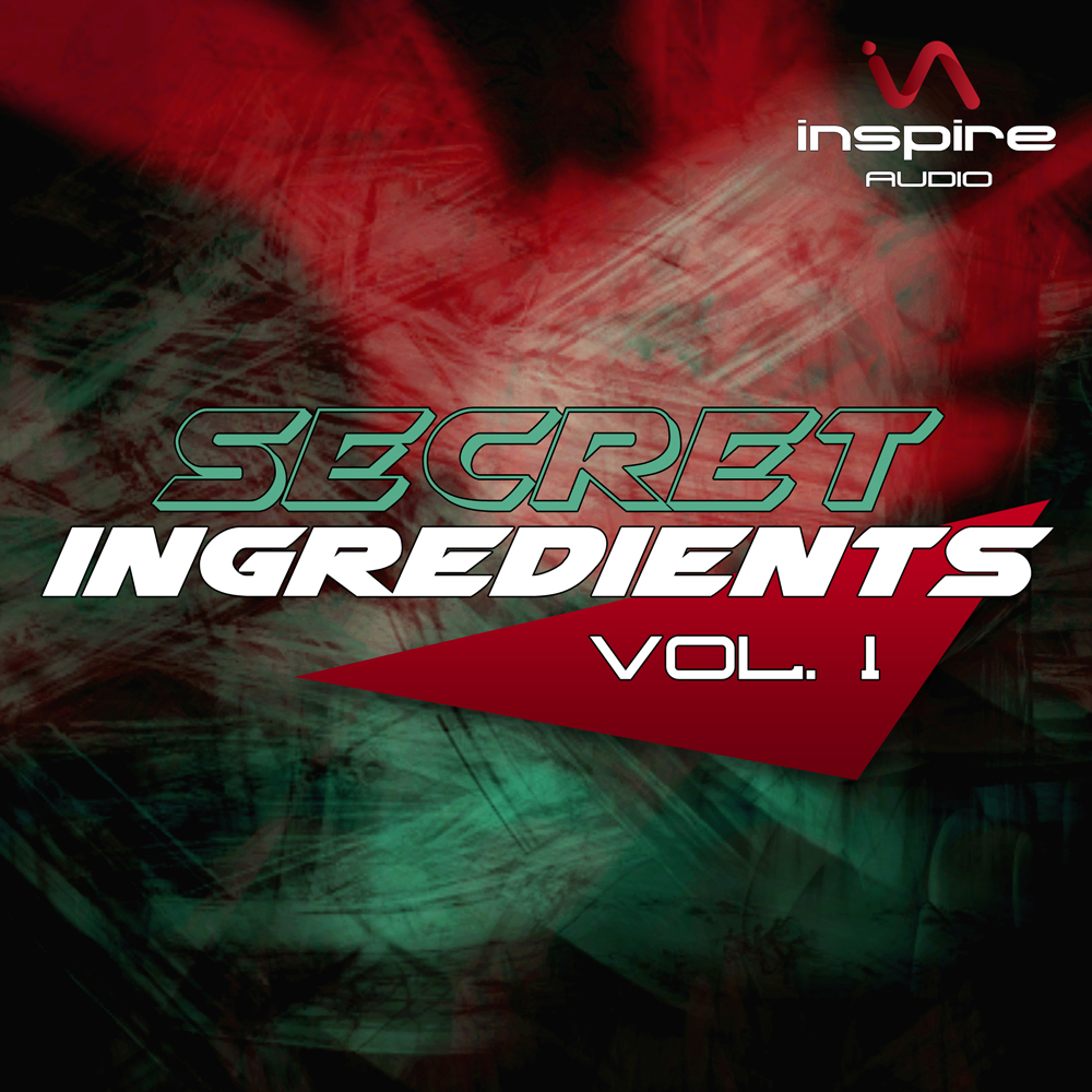 [IA013] Inspire Audio SecretIngredients Vol.1