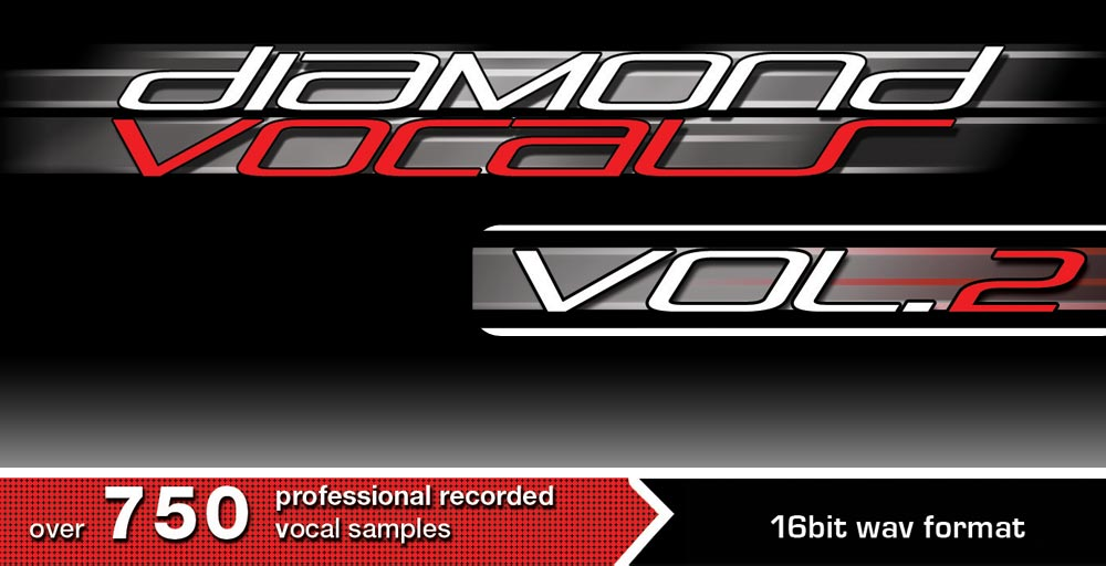 [IA018] Diamond Vocals Vol.2 - 39.98€ (incl. VAT)