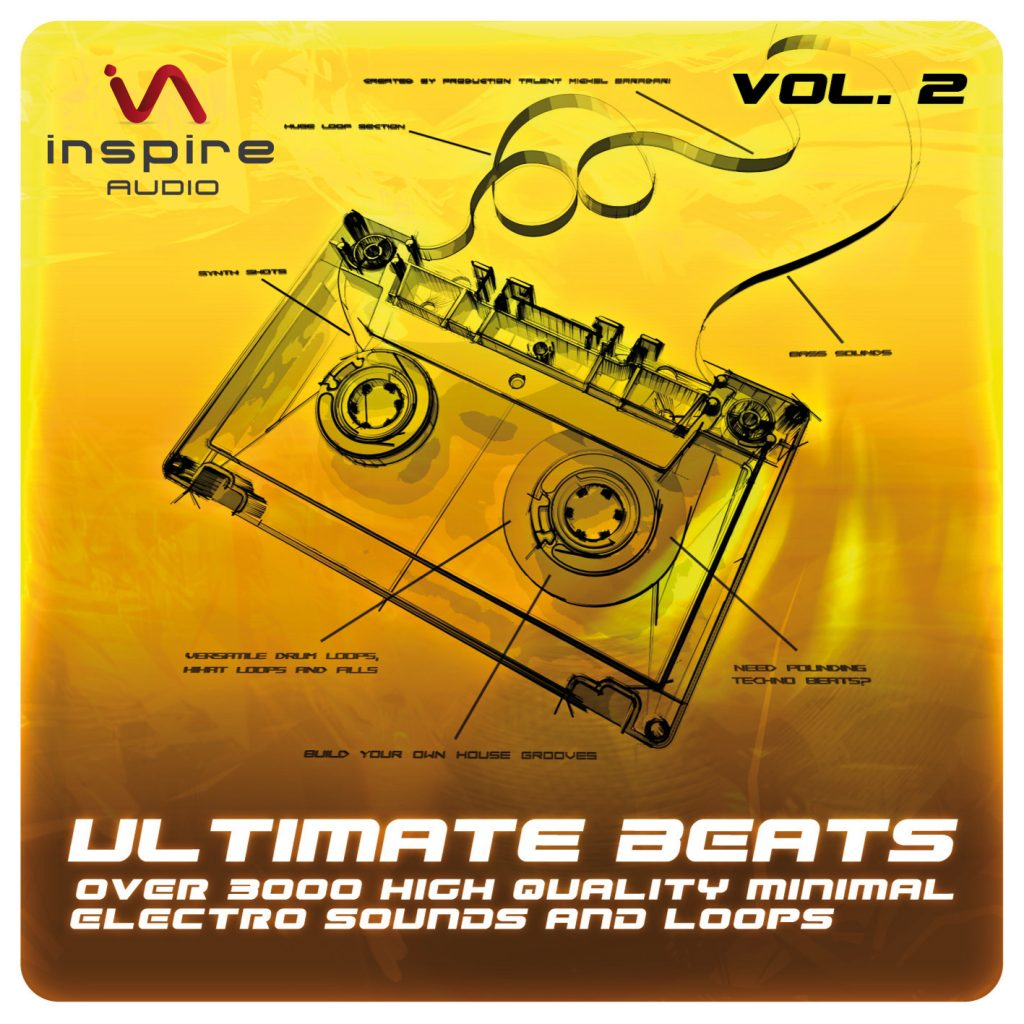 [IA017] Ultimate Beats Vol.2 – 49.98€ (incl. VAT)