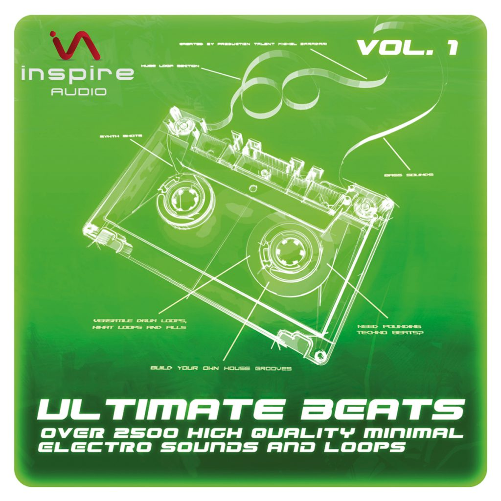 [IA016] Ultimate Beats Vol.1 – 49.98€ (incl. VAT)